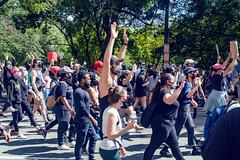 2020.05.31 Protesting the Murder of George Floyd, Washington, DC USA 152 35036