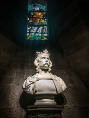 Photo of Sculpture of King Robert the Bruce in The National Wallace Monument