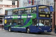 Photo of New to Cumbria County Council and operated by Stagecoach in Cumbria is 18278 PX55AHF having arrived in Barrow with an X35 service from Kendal.