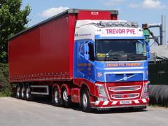 Photo of Trevor Pye