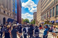 2020.05.31 Protesting the Murder of George Floyd, Washington, DC USA 152 35032