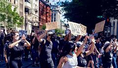 2020.05.31 Protesting the Murder of George Floyd, Washington, DC USA 152 35027