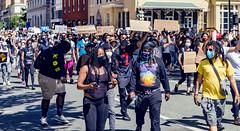 2020.05.31 Protesting the Murder of George Floyd, Washington, DC USA 152 35037