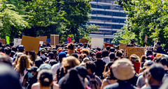2020.05.31 Protesting the Murder of George Floyd, Washington, DC USA 152 35046