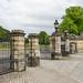 Gates, Bowes Museum, Barnard Castle, England