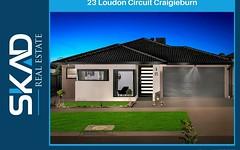 23 Loudon Circuit, Craigieburn VIC