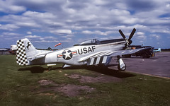 Photo of Charles Church Spitfires Ltd. North American P-51D Mustang G-SUSY