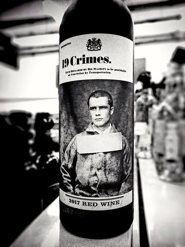 19 Crimes Red Wine ©  Sergei F