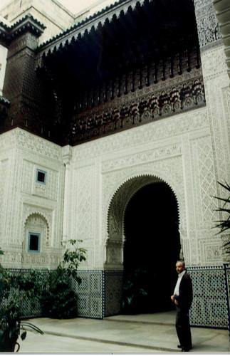 Marruecos. Casablanca, palacio real