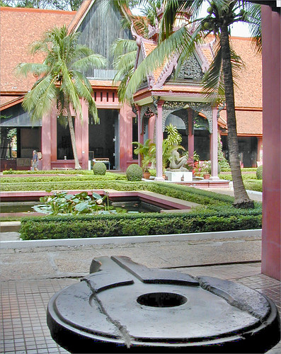 Snanadroni (Musée national du Cambodge, Phnom Penh)