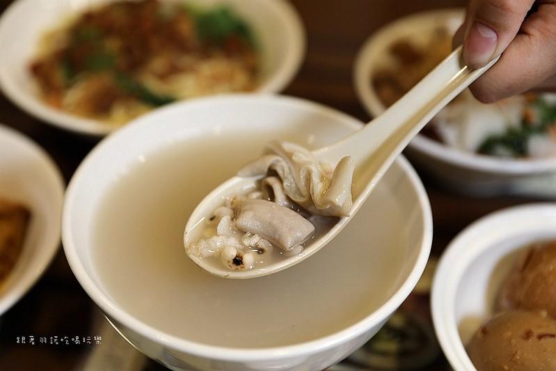 萬香齋台南米糕光復店古早味推薦道地銅板料理小吃46