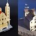 Trani Cathedral_comparison