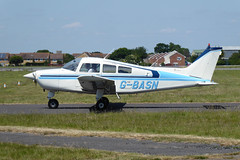 Photo of G-BASN at Solent Airport - 1 June 2020