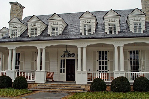 Colonial Fixed Louver