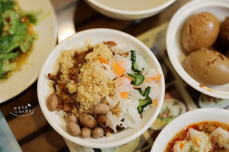萬香齋台南米糕光復店古早味推薦道地銅板料理小吃33
