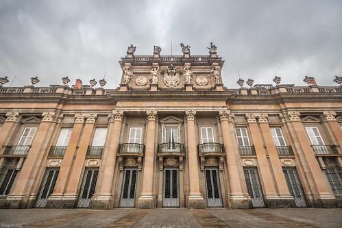 Palacio Real de la Granja de San Ildefonso, Segovia.