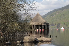 Photo of Scottish Crannog Centre Loch Tay.