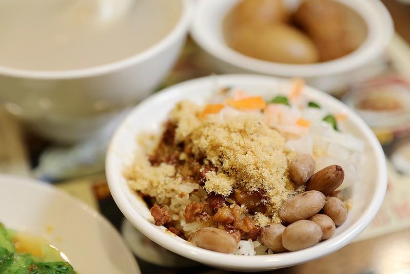 萬香齋台南米糕光復店古早味推薦道地銅板料理小吃65