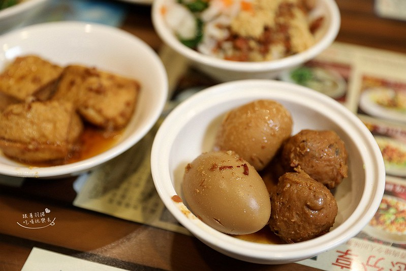 萬香齋台南米糕光復店古早味推薦道地銅板料理小吃19