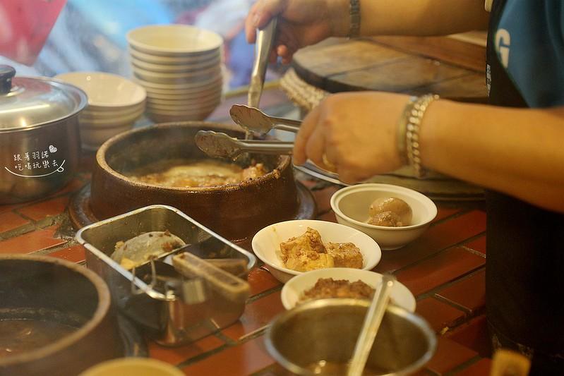 萬香齋台南米糕光復店古早味推薦道地銅板料理小吃15