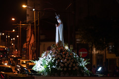 Procissão da Luz na Cidade da Virgem