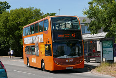 Photo of SN58CHD First West of England 33565