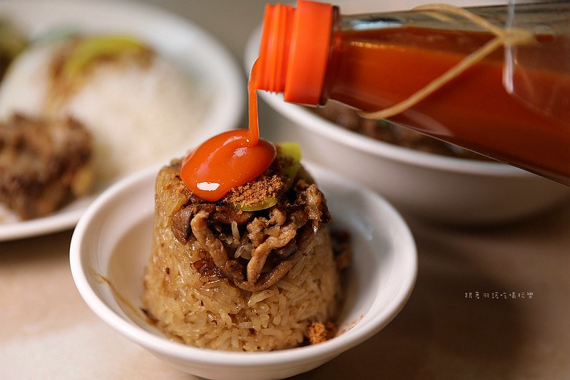 下港米糕骨酥店 樂華夜市銅板美食40