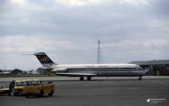 Photo of YU-AJM Douglas DC.9-32, Yugoslav Airlines, Bristol Airport, Lulsgate Bottom, Somerset