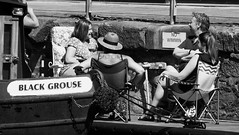 Photo of Canalside Socialising