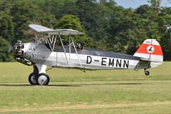 Photo of Focke-Wulf Fw44J Steiglitz 'D-EMNN'