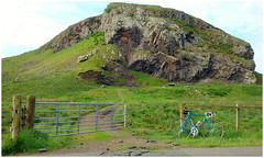Photo of Dunglass Hill, Volcanic Plug.