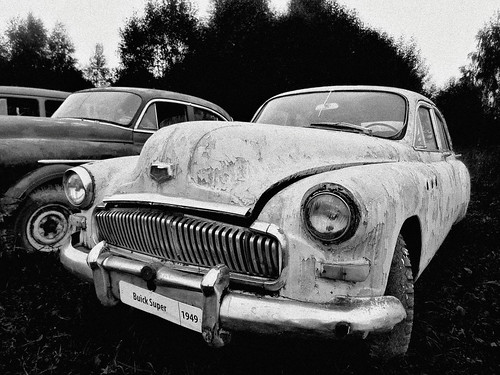 Buick Super 1949 ©  Sergei F