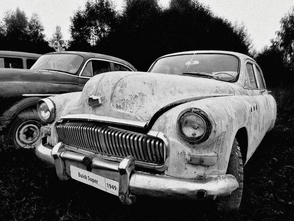 фото: Buick Super 1949