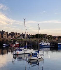 Photo of Port Seton summer evening