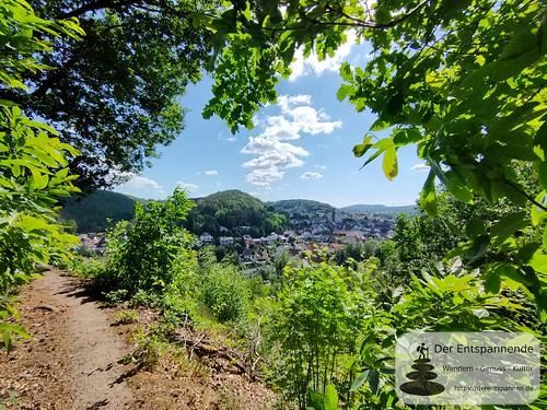 Rodalben - Felsenwanderweg um Rodalben im Pfälzer Wald