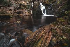 Falkauer Wasserfall 6  - explored