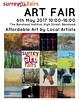 First Art Fair!