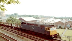 Photo of 47 302 Chester 1983