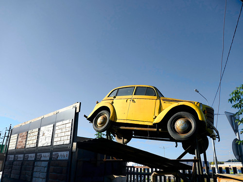 yellow in the sky ©  Sergei F