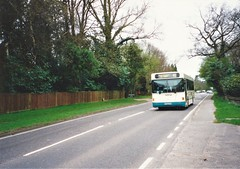 Photo of Arriva The Shires N702EUR