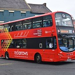 Go North East 6050: NK12GDE
