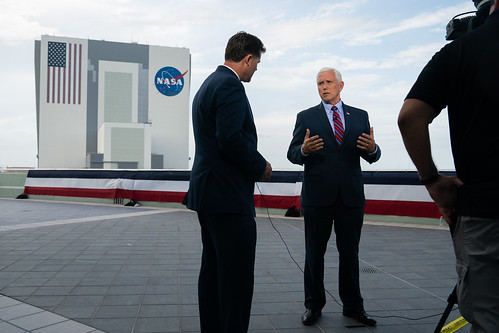 SpaceX Demonstration Mission 2 Launch by The White House, on Flickr