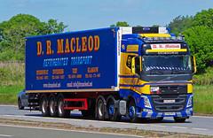 Photo of VOLVO FH - D.R.MACLEOD Stornoway Isle of Lewis