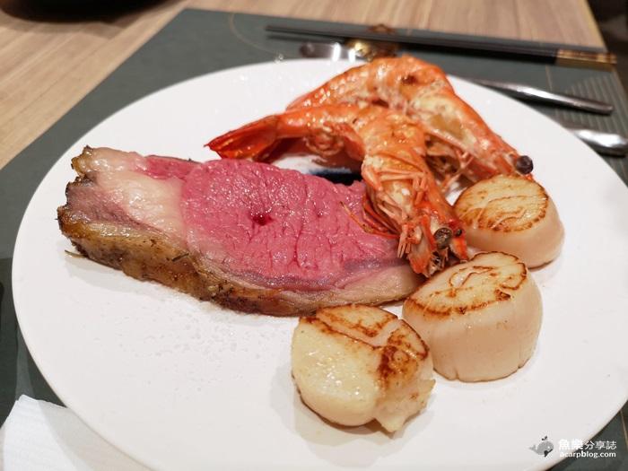 【台北信義】旭集 和食集錦|史上最強日式吃到飽buffet @魚樂分享誌