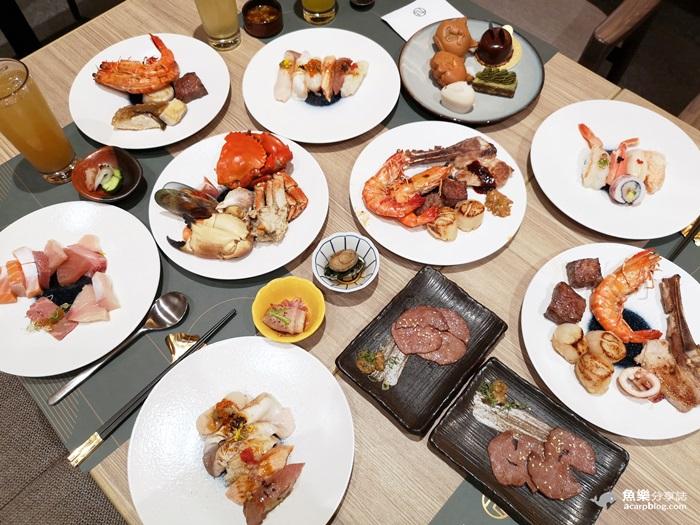 【台北信義】旭集 和食集錦|史上最強日式吃到飽buffet