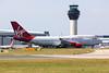 Virgin Atlantic Airways Boeing 747-443 G-VGAL