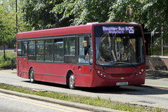 Photo of 144 / LJ08 CZZ - Alexander Dennis Enviro200 - Z & S Transport - Central Milton Keynes Keynes 01Jun20
