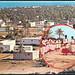 4759 R Tunis Zarzis Oasis et Folklore sent from Djerba  Editions KAHIA 2. rue Marseille Tunis Vladimir za Cres Vuk i Alika iz Djerba 8.VIII.1984.