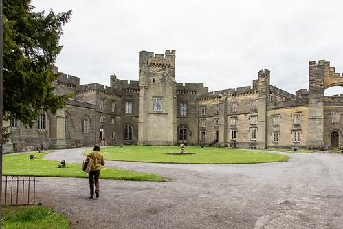 Brancepeth Castle, Brancepeth, England