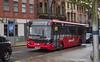 First Bus Cymru 'Swansea' Enviro 200MMC YX65 RHZ 67092 , High Street Swansea 9.11.19